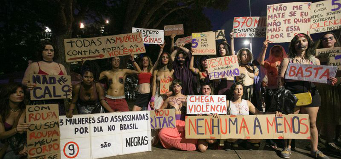 Os desafios da Mulher brasileira