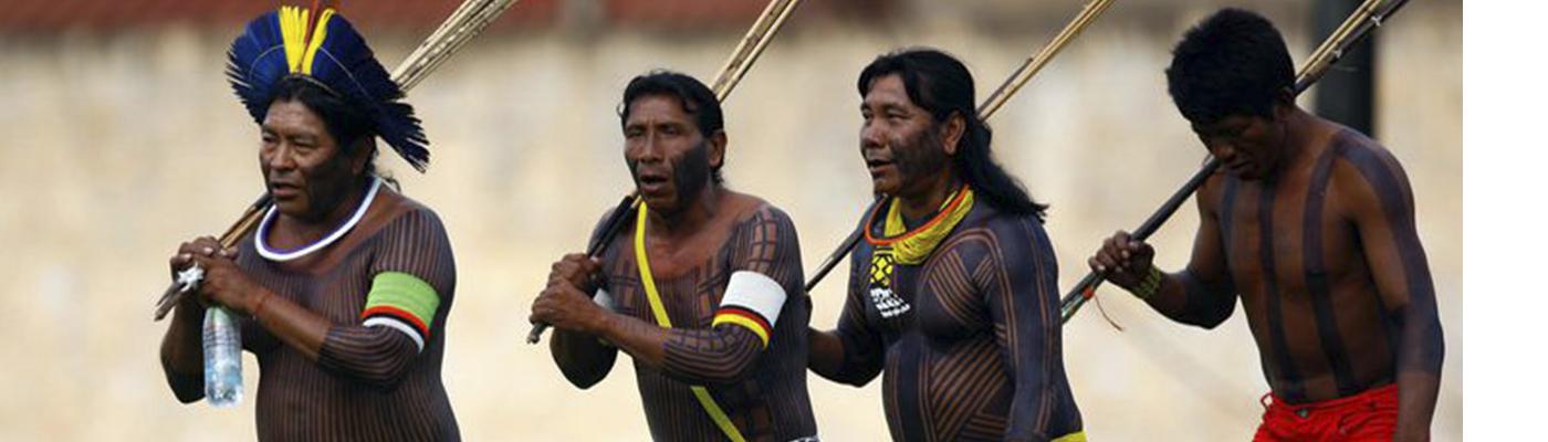 Dia do Índio é para comemorar?