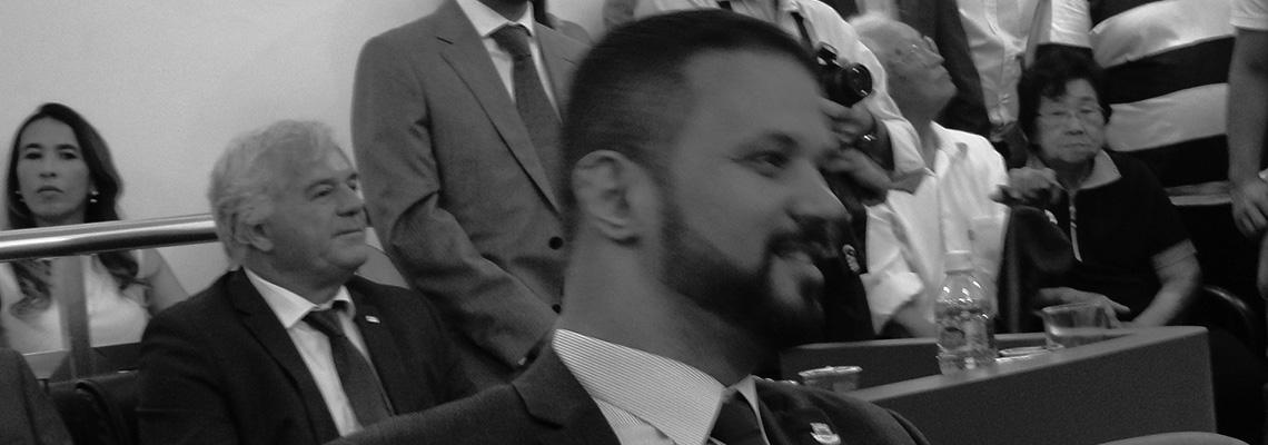 Conforme antecipado por este blog, Fernando Jão volta para a Câmara