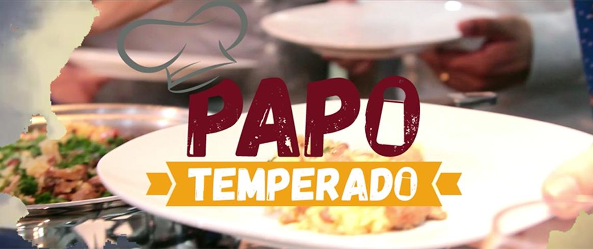 Papo Temperado: empresário Sídnei Martins estreia programa