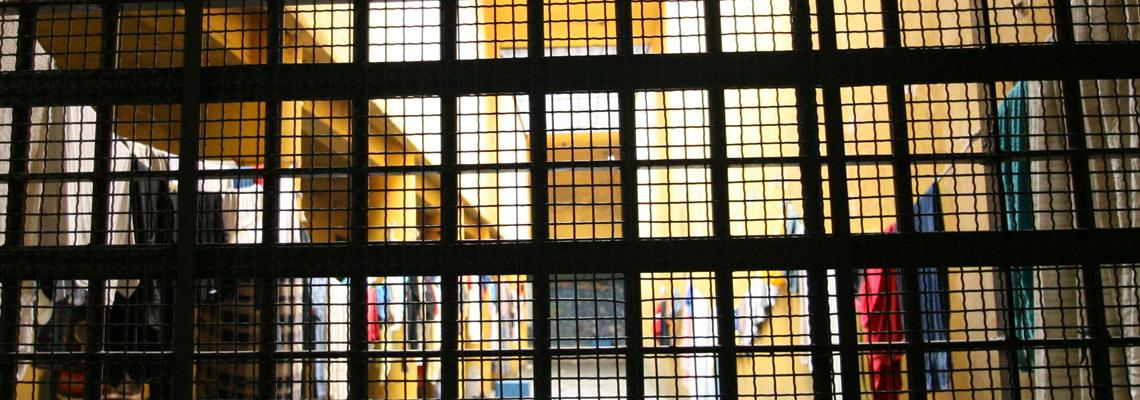 Relembrando uma tarde na cadeia de Cotia
