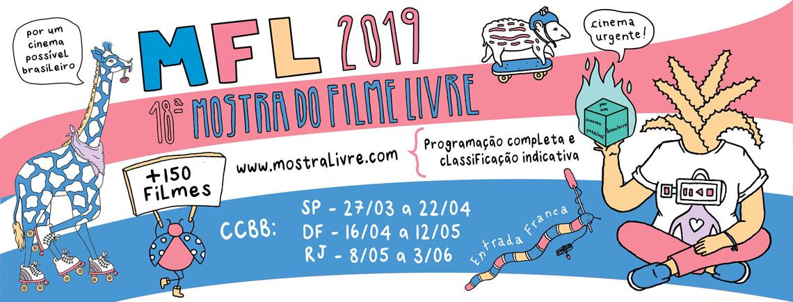 Mostra do Filme Livre começa hoje em São Paulo com 155 produções independentes