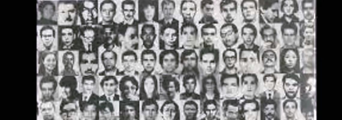 Em tempos de celebração do golpe vale a pena ver relatos das vítimas da ditadura