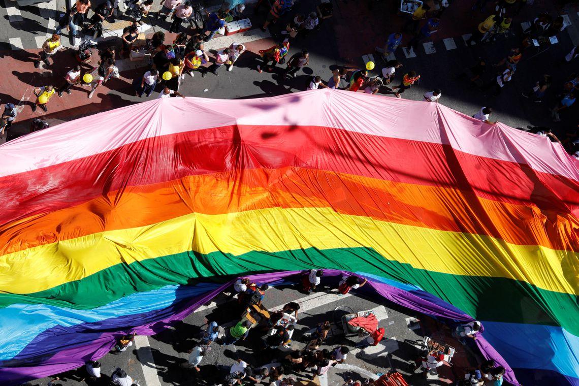 Triplica o número de países que permitem união homoafetiva