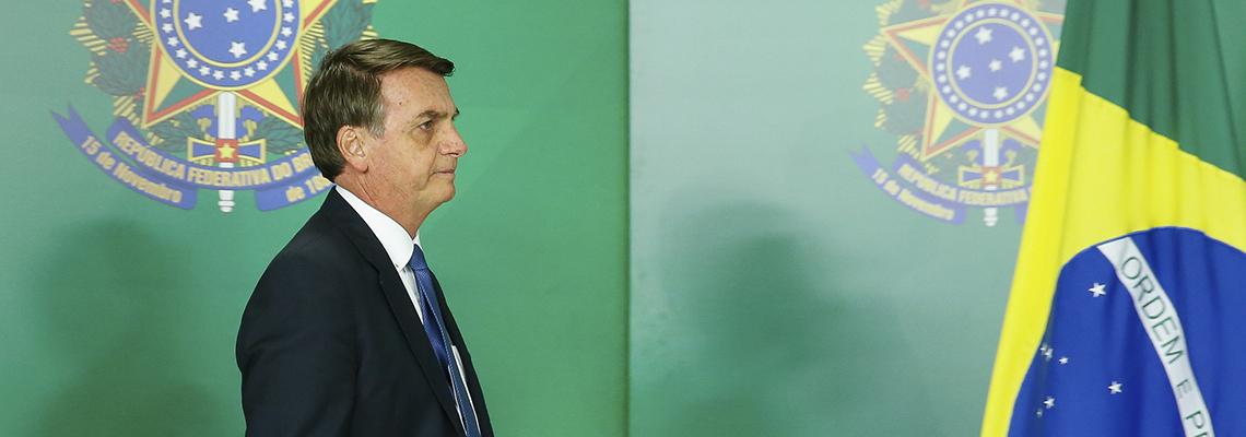 Maioria na região Oeste considera governo Bolsonaro ruim ou péssimo