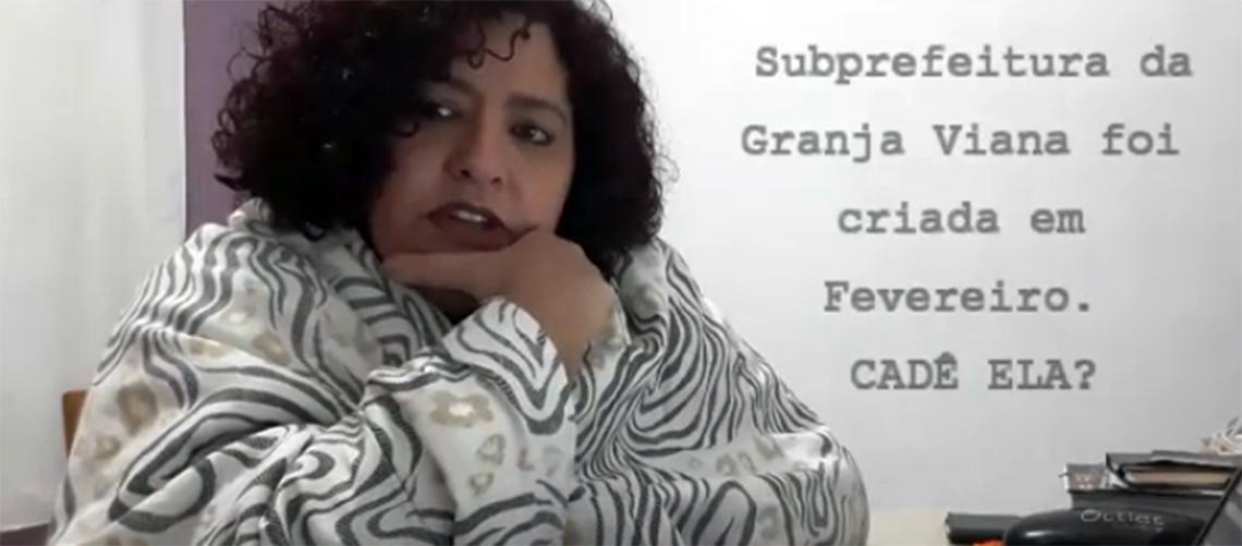 #conversadasemana: cadê a subprefeitura da Granja Viana?