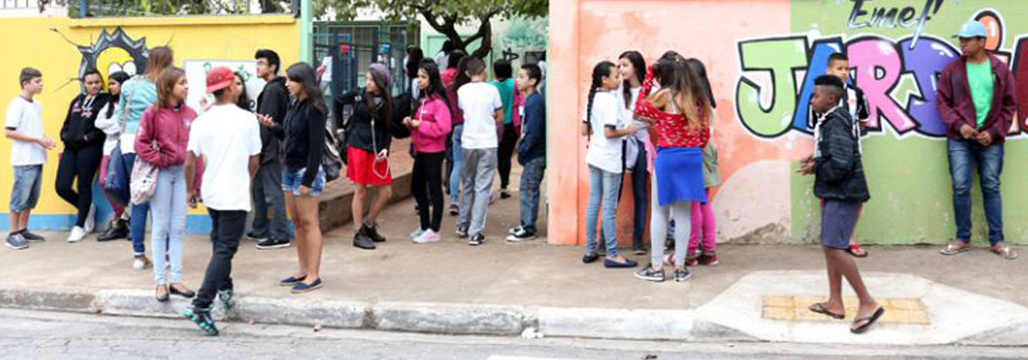 Plataforma oferece informações variadas sobre as escolas públicas de São Paulo
