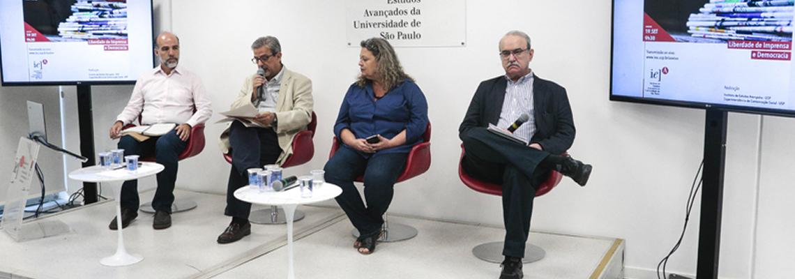 A imprensa livre entre o poder, a transparência e o coração do público