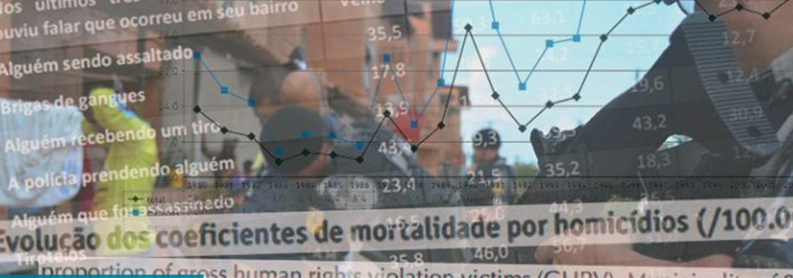 Núcleo da USP  estuda caminhos para criar um Brasil menos violento