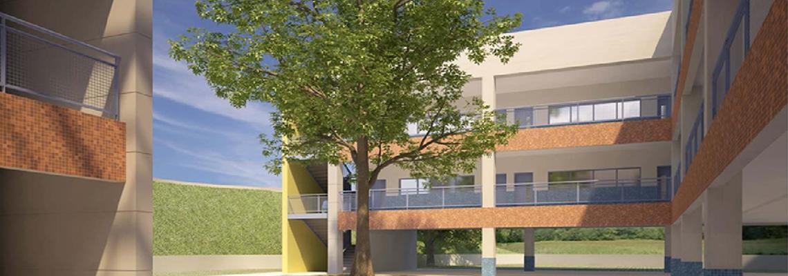 Cotia: Prefeito Rogério Franco autoriza início da construção da creche e complexo de esporte no antigo Clube Arakan