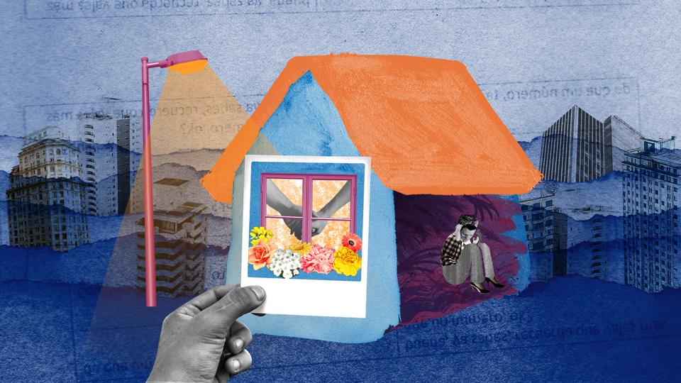 Casa, um espaço para o feminicídio