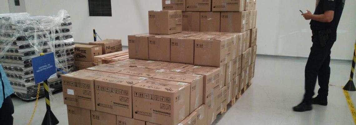 Com liminar e muita confusão prefeitura de Cotia garante compra de 35 respiradores