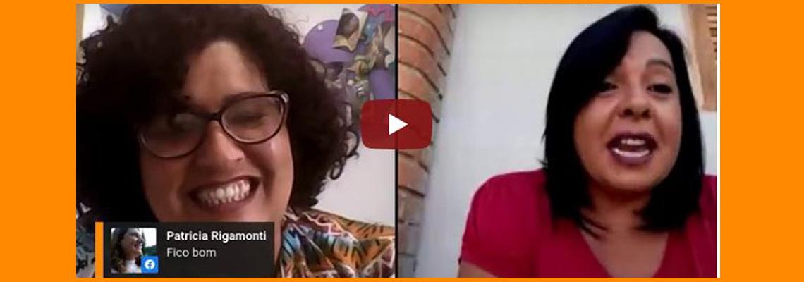 Conversa da Semana: salão de beleza em casa, com Carla Kagueyama