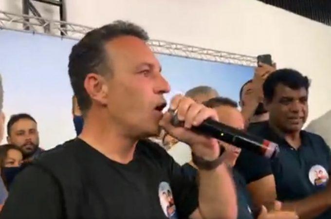 Cotia: Rogério Franco é reeleito com vantagem apertada