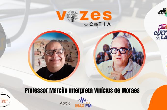 Vinícius de Moraes, o poetinha que foi do misticismo à repulsa do idealismo