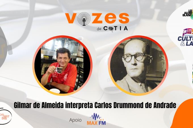 Carlos Drummond de Andrade, o poeta de todos os tempos