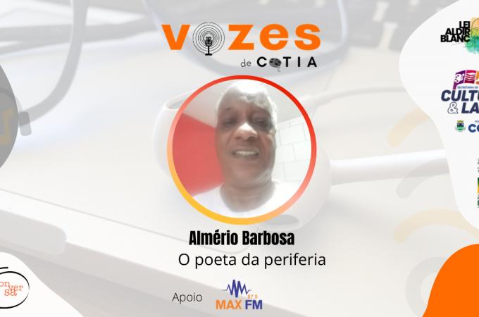 Almério Barbosa, o poeta da periferia