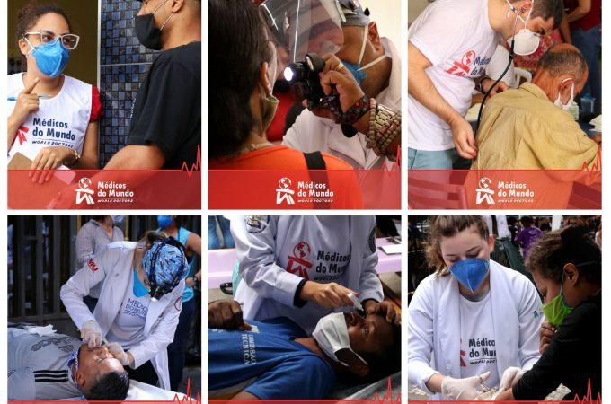 Médicos do Mundo lança vaquinha virtual para ajudar pessoas em situação de rua e vulnerabilidade